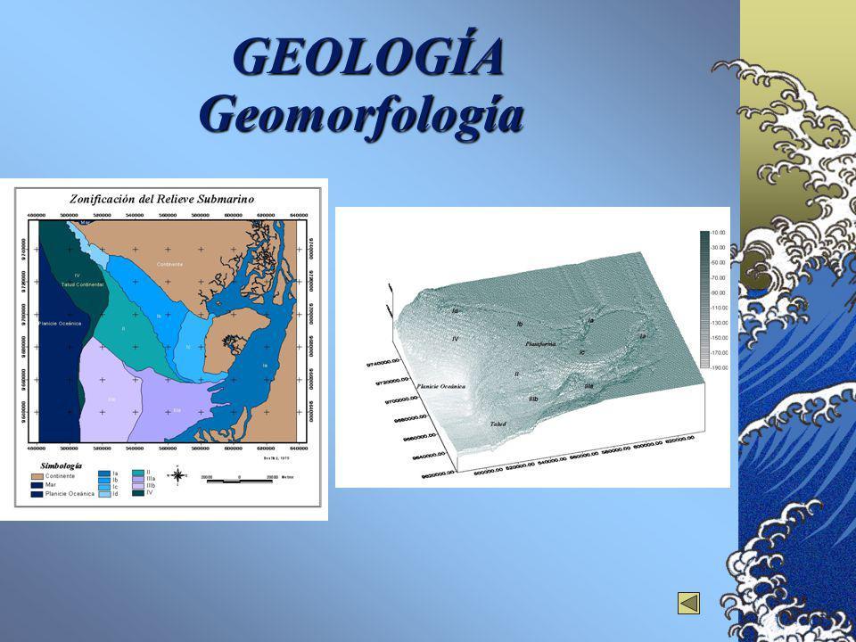 GEOLOGÍA Geomorfología