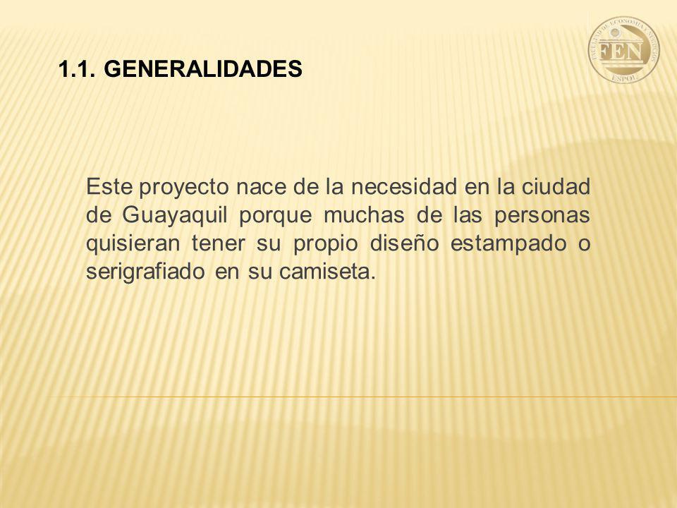 1.1. GENERALIDADES