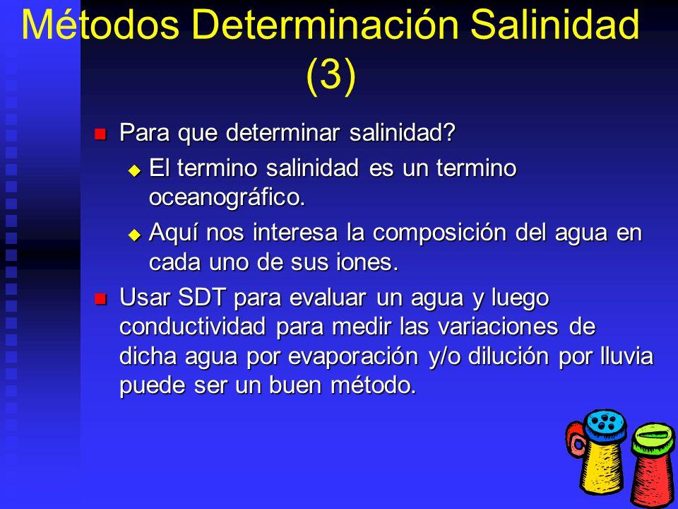 Métodos Determinación Salinidad (3)