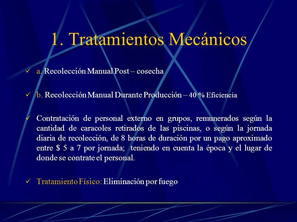 1. Tratamientos Mecánicos
