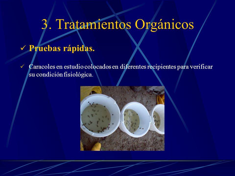 3. Tratamientos Orgánicos