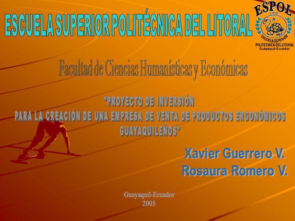 Xavier Guerrero V. Rosaura Romero V.