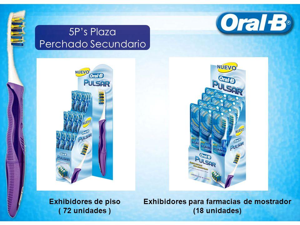 Exhibidores para farmacias de mostrador