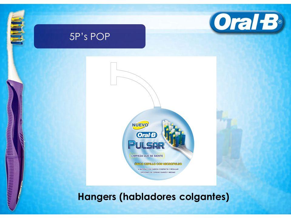 Hangers (habladores colgantes)