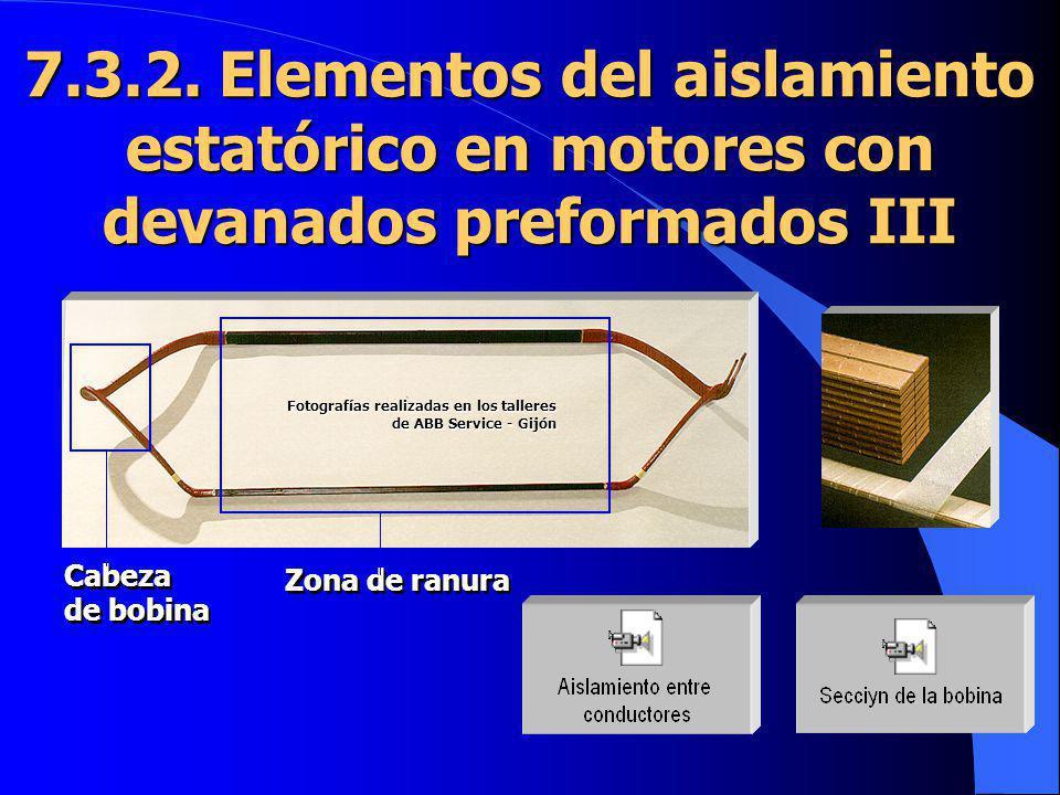 7.3.2. Elementos del aislamiento estatórico en motores con devanados preformados III