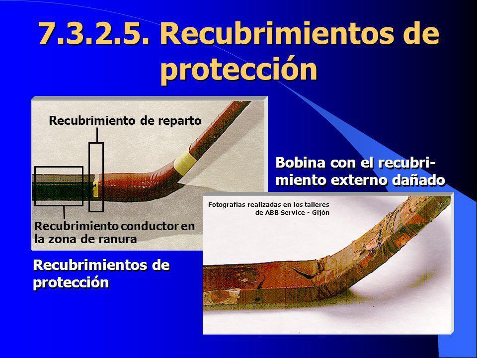 7.3.2.5. Recubrimientos de protección