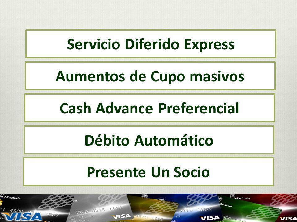 Servicio Diferido Express