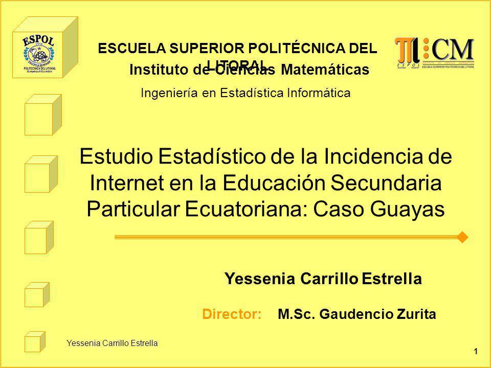 Yessenia Carrillo Estrella