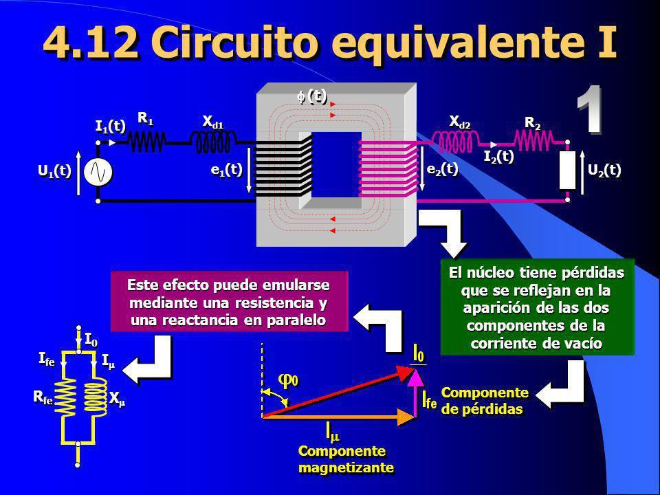 4.12 Circuito equivalente I