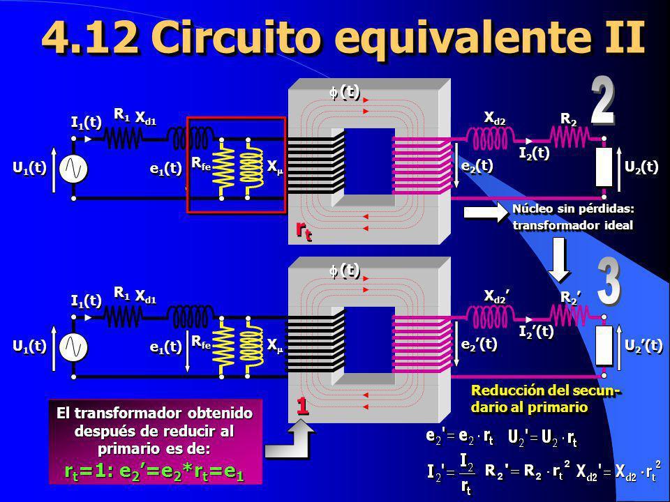 4.12 Circuito equivalente II