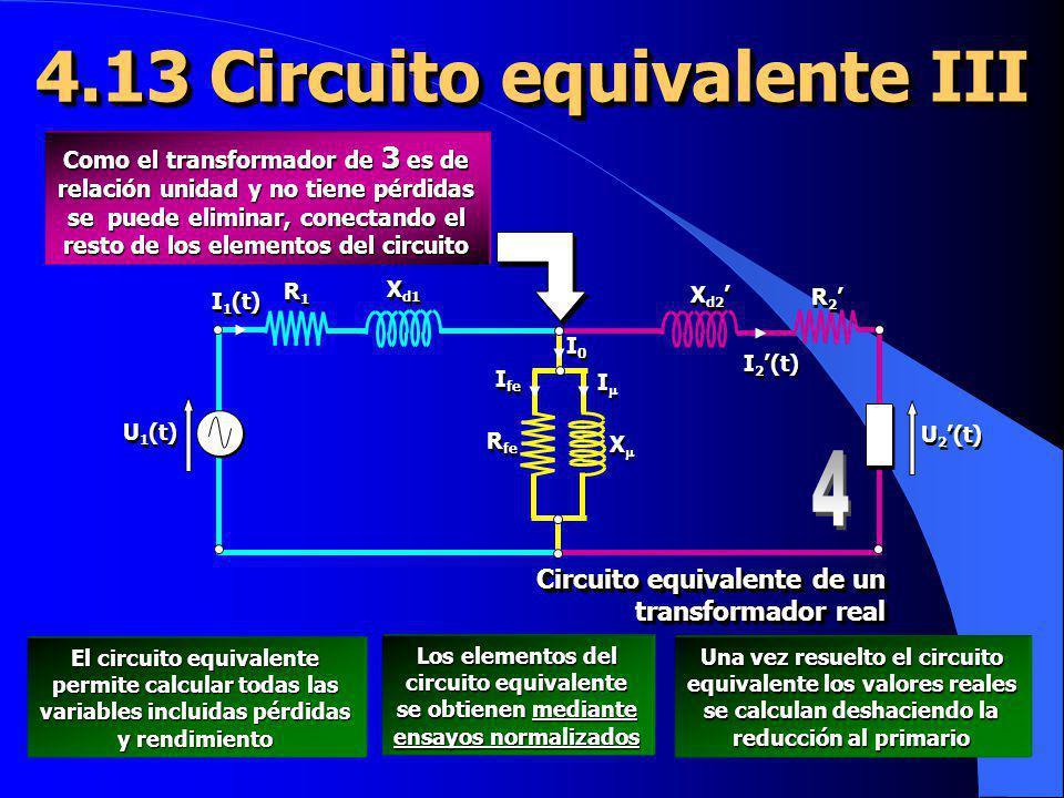 4.13 Circuito equivalente III