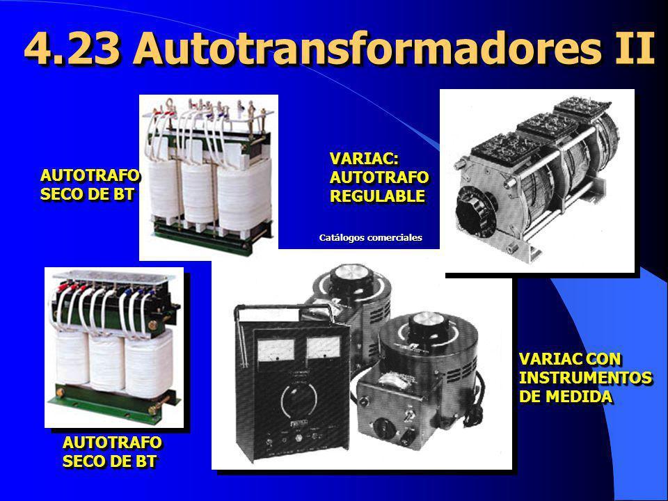 4.23 Autotransformadores II