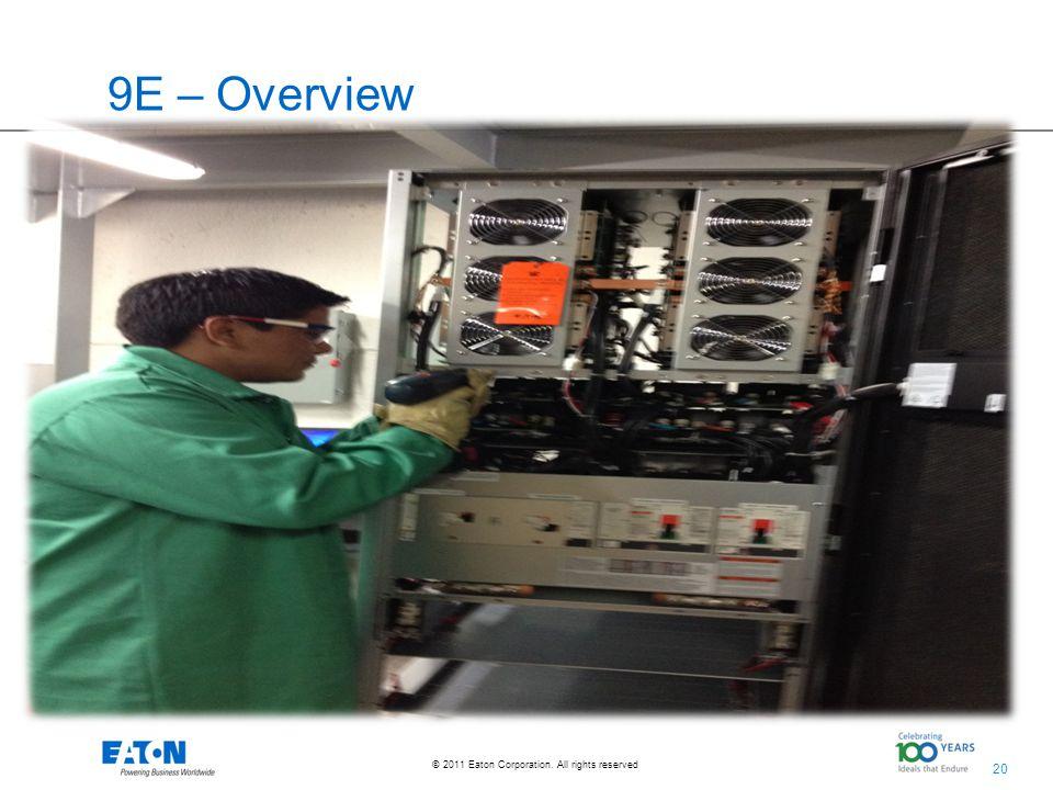 9E – Overview