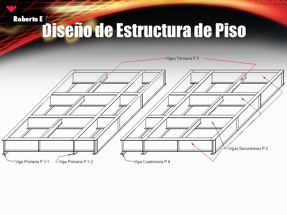 Diseño de Estructura de Piso