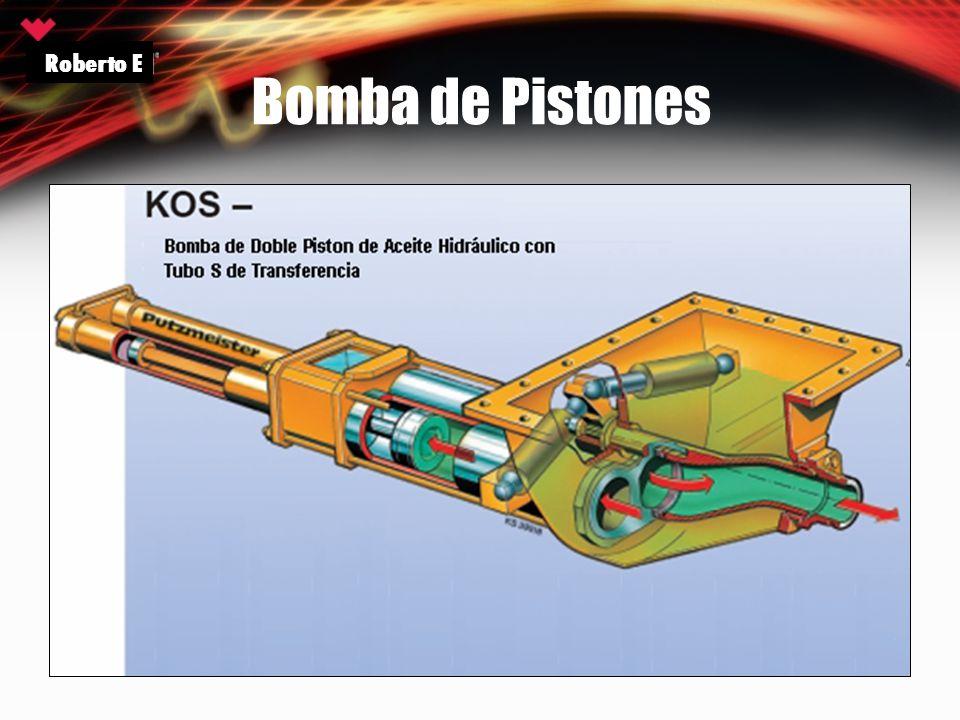 Roberto E Bomba de Pistones