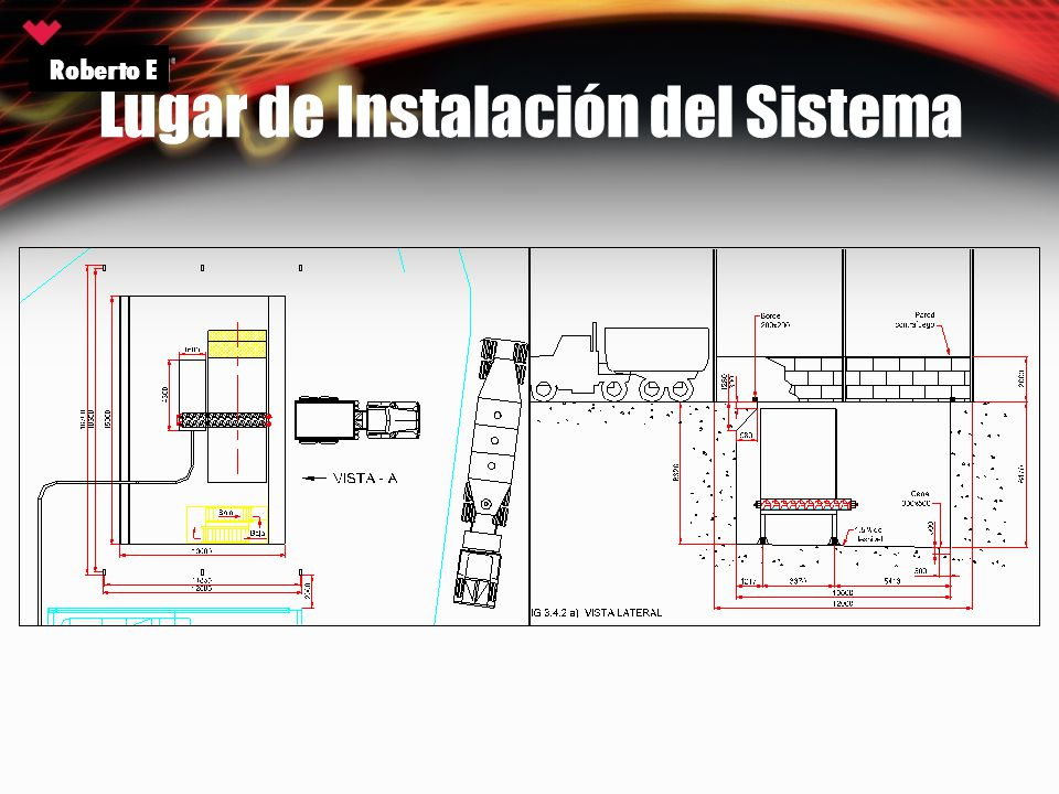Lugar de Instalación del Sistema