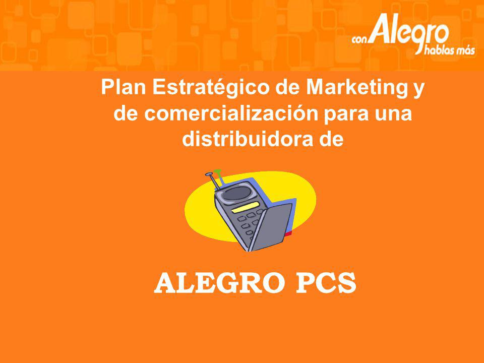 Plan Estratégico de Marketing y de comercialización para una distribuidora de
