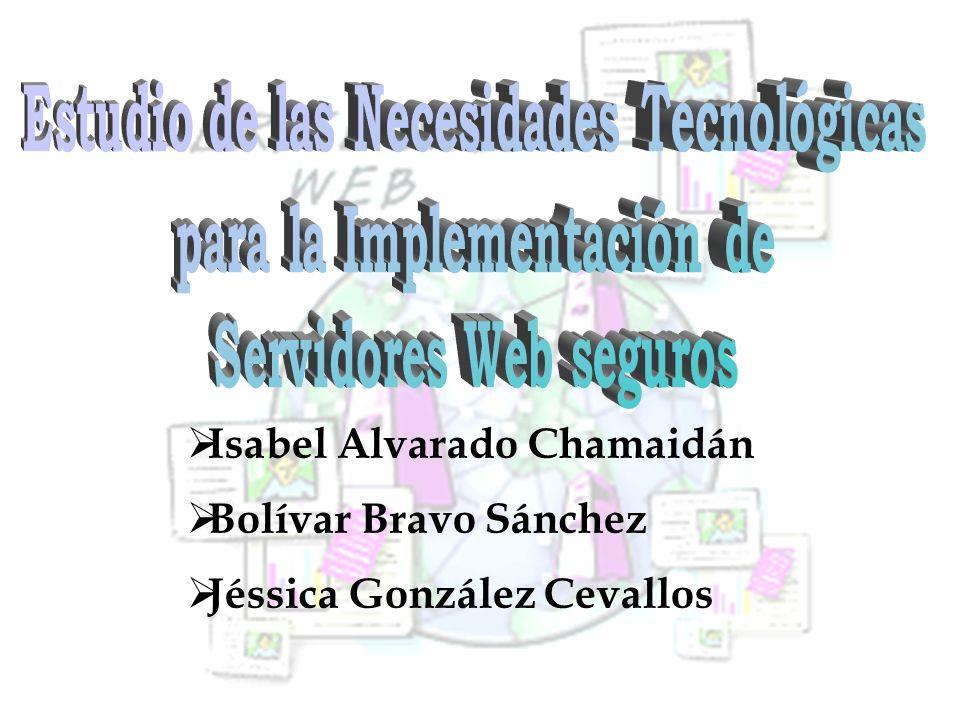 Isabel Alvarado Chamaidán Bolívar Bravo Sánchez
