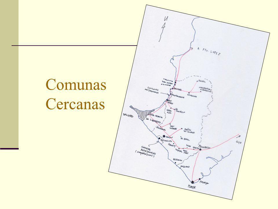 Comunas Cercanas