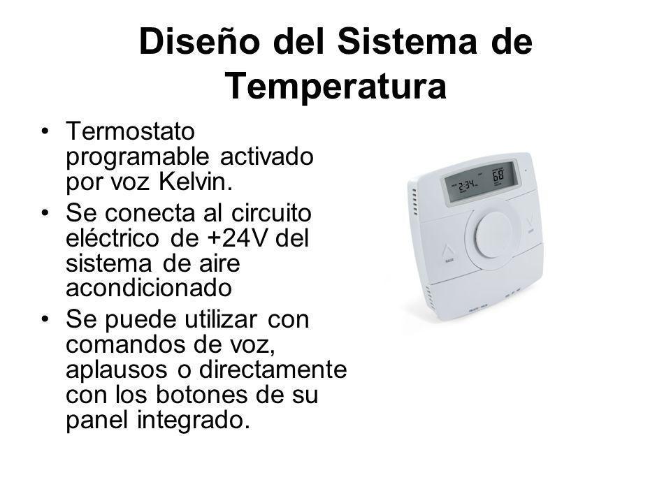 Diseño del Sistema de Temperatura