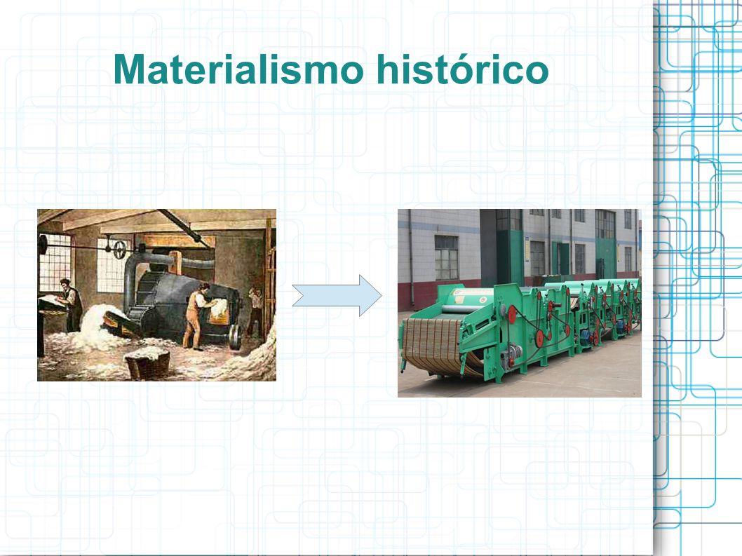 Materialismo histórico