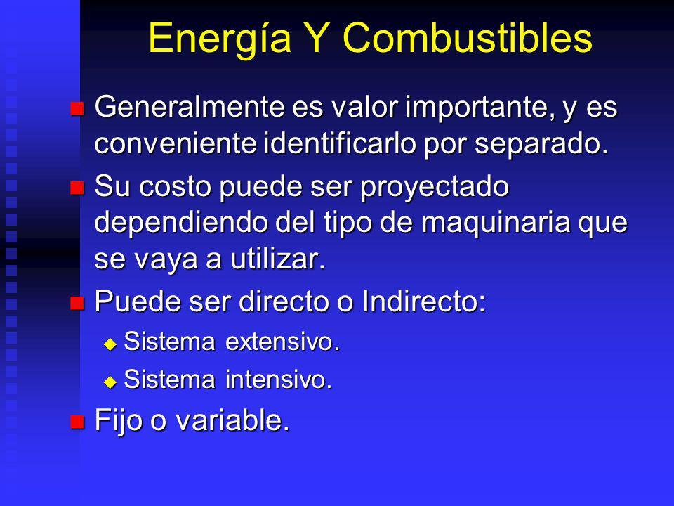 Energía Y Combustibles