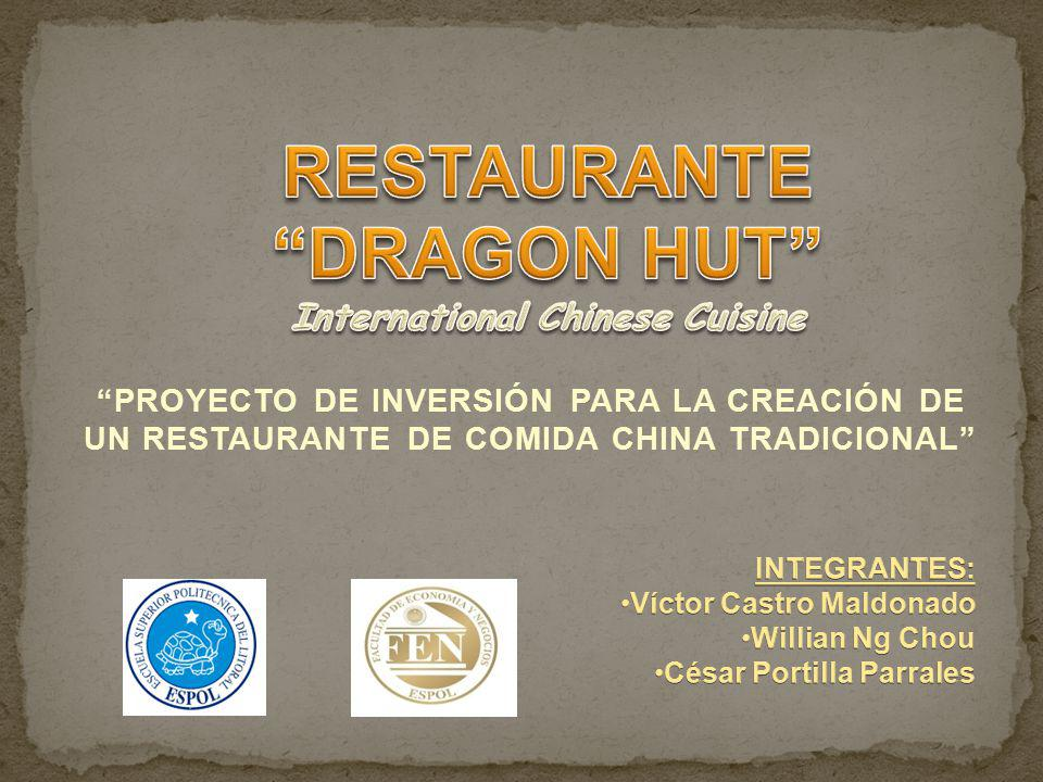 RESTAURANTE DRAGON HUT International Chinese Cuisine