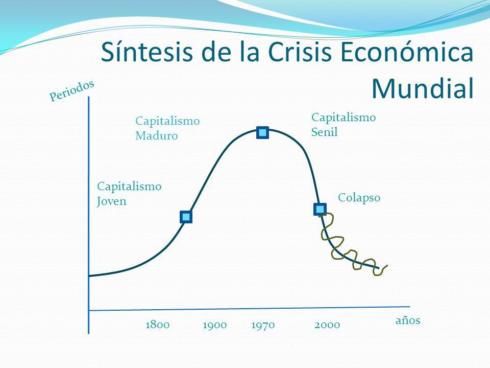 Síntesis de la Crisis Económica Mundial