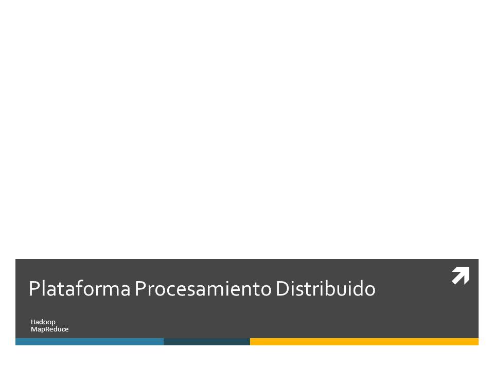 Plataforma Procesamiento Distribuido