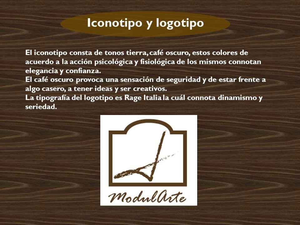 Iconotipo y logotipo