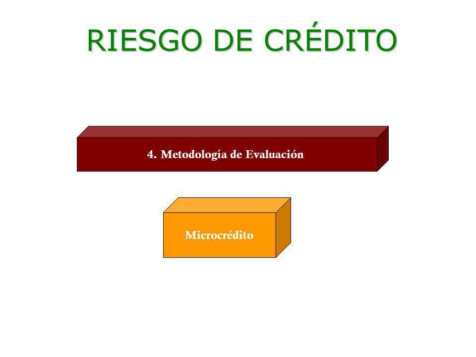 4. Metodología de Evaluación
