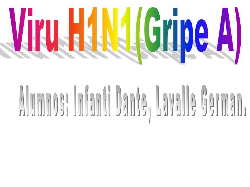Alumnos: Infanti Dante, Lavalle German.