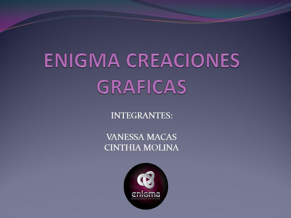 ENIGMA CREACIONES GRAFICAS