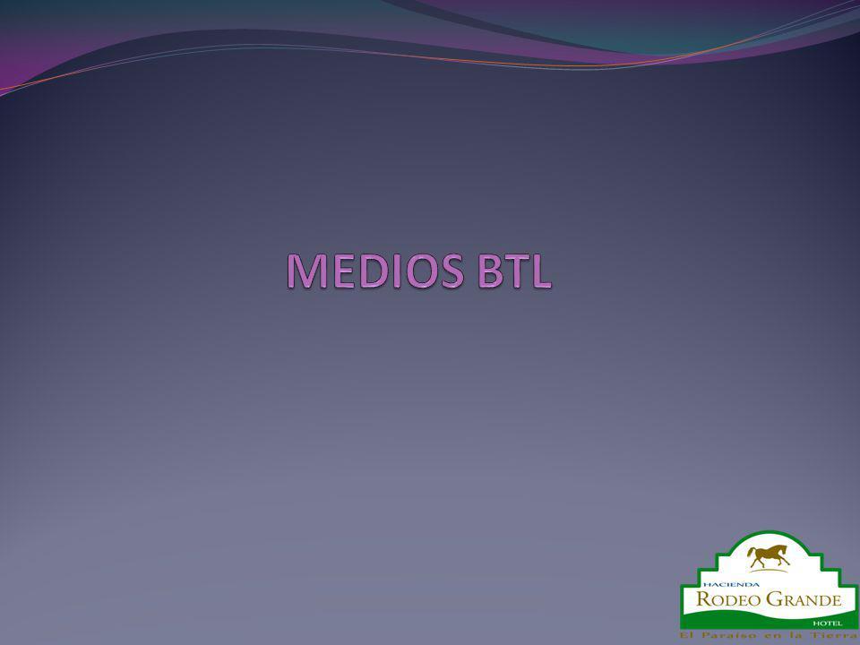 MEDIOS BTL