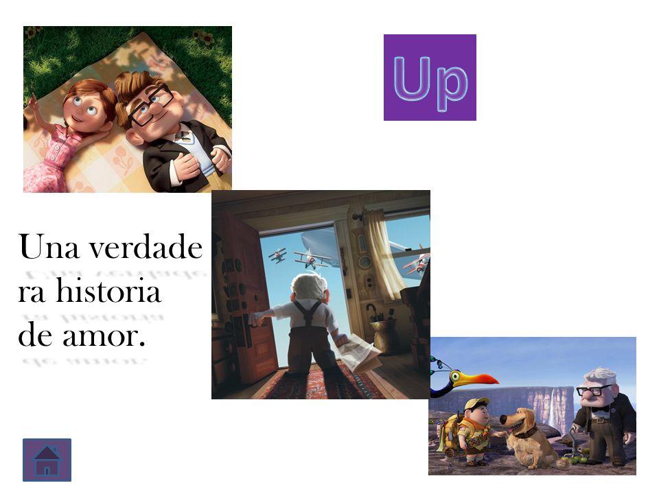 Up Una verdade ra historia de amor.