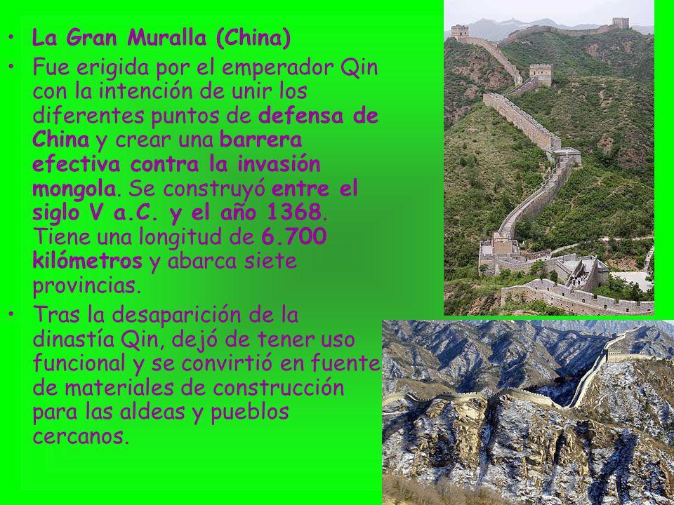La Gran Muralla (China)