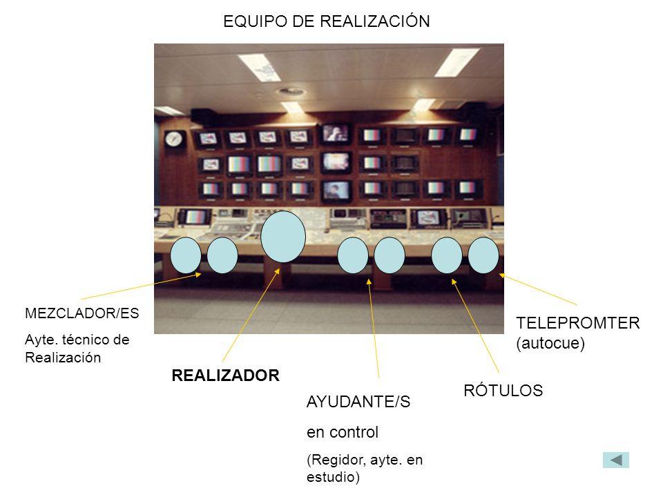 TELEPROMTER (autocue)