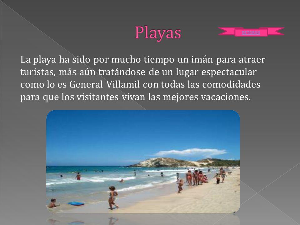 Playas RETORNO.