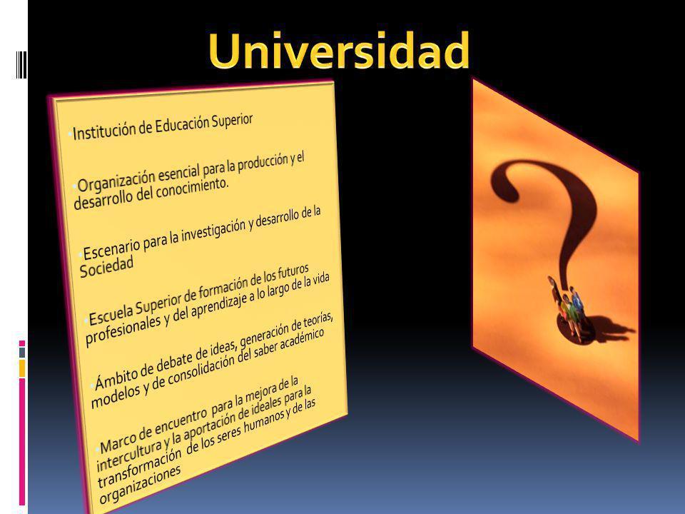 Universidad Institución de Educación Superior