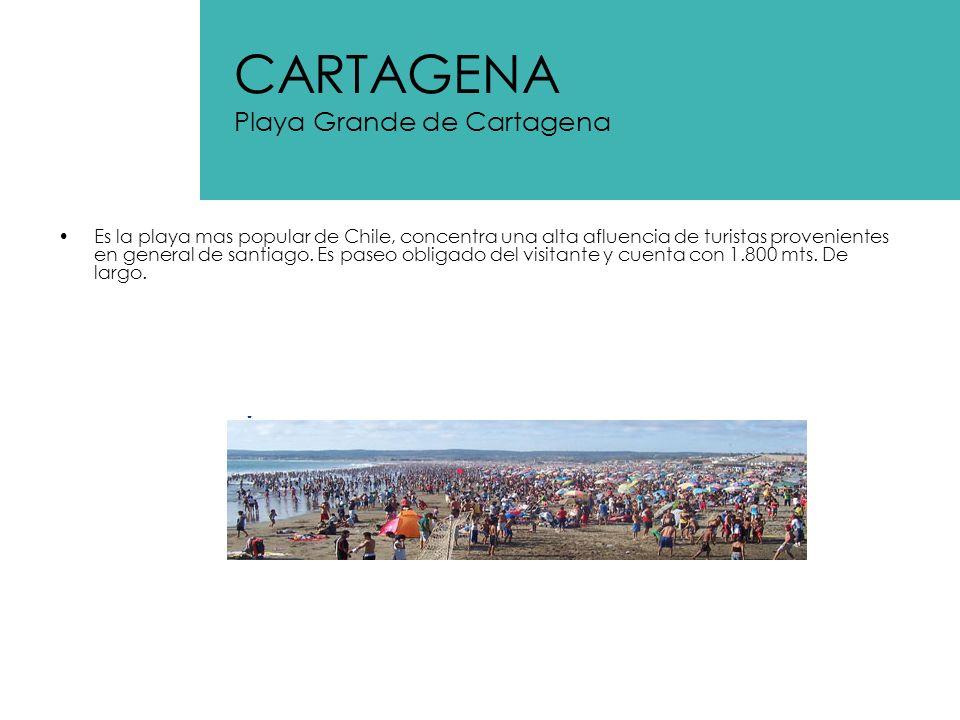 CARTAGENA Playa Grande de Cartagena
