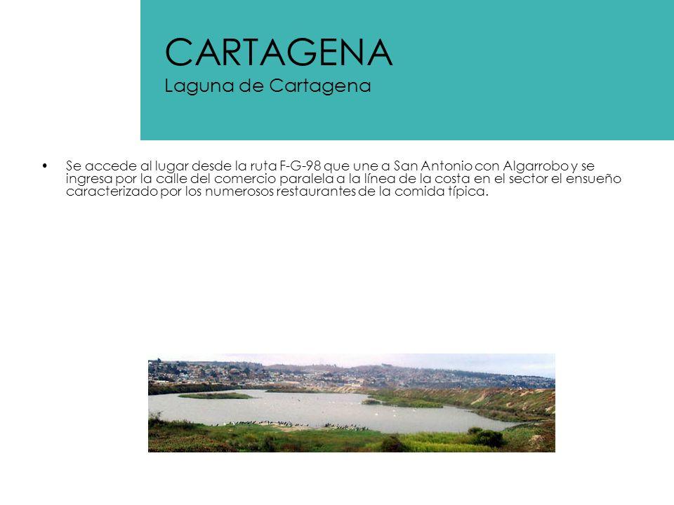 CARTAGENA Laguna de Cartagena