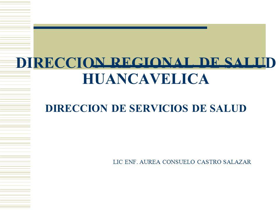 LIC ENF. AUREA CONSUELO CASTRO SALAZAR