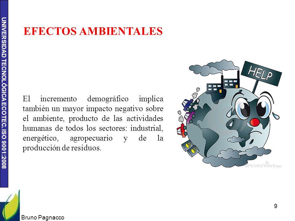 EFECTOS AMBIENTALES