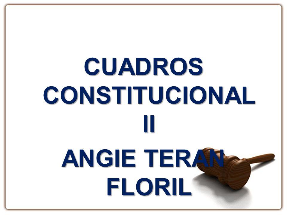 CUADROS CONSTITUCIONAL II