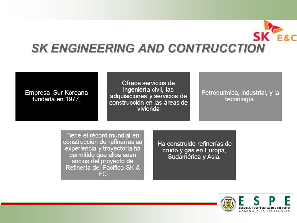 SK ENGINEERING AND CONTRUCCTION
