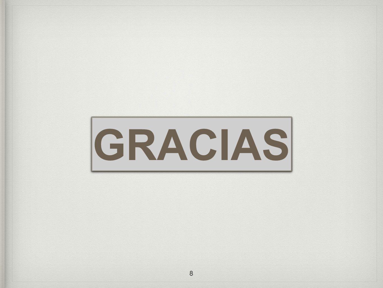 GRACIAS 8