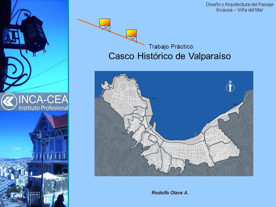 Casco Histórico de Valparaíso