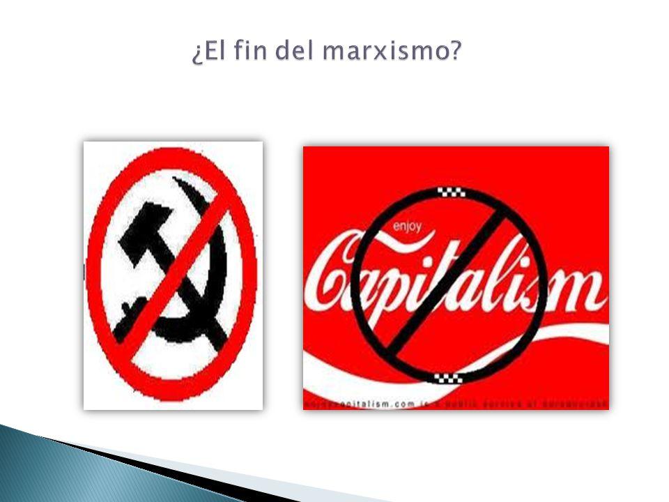 ¿El fin del marxismo