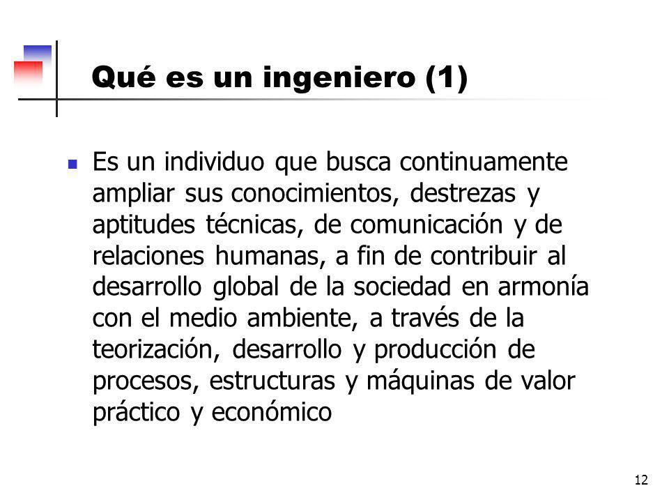 Qué es un ingeniero (1)
