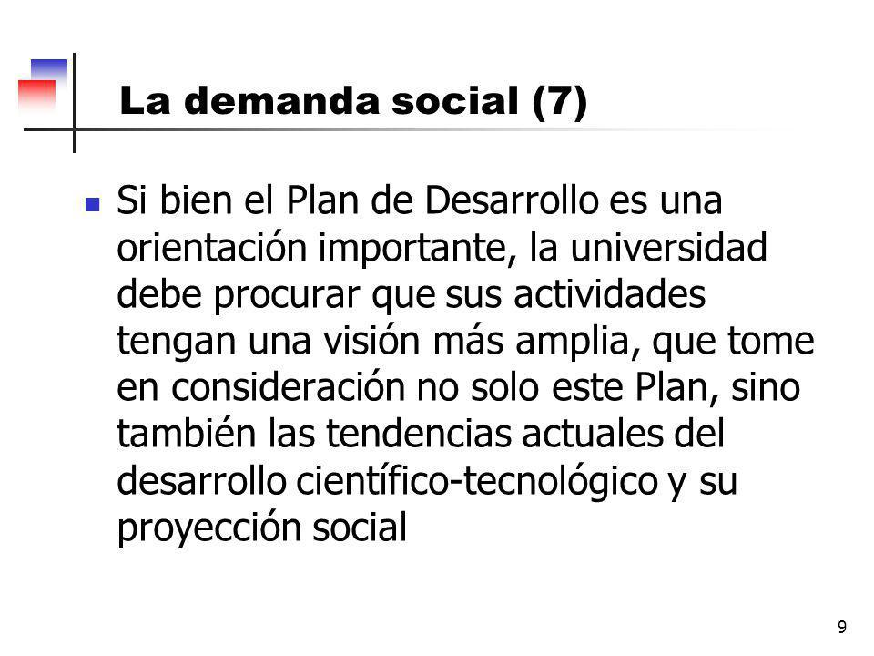 La demanda social (7)